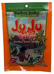 Juju Spicy Turkey Jerky - 325 Oz from JuJu