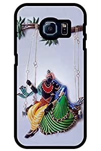 IndiaRangDe Hard Back Cover FOR Samsung Galaxy S6 Edge