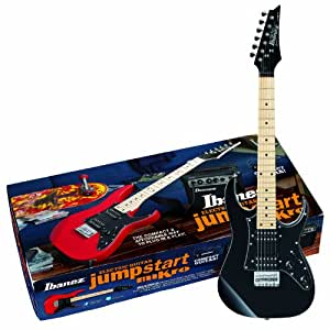 Amazon.com: Ibanez Jumpstart MIKRO electric guitar and amp package