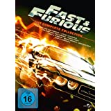 "Fast & Furious - The Complete Collection [5 DVDs]von ""Paul Walker"""