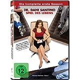 Dr. Dani Santino - Spiel des Lebens, Die komplette erste Staffel 3 DVDs