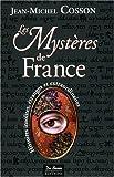 echange, troc Cosson Jean-Michel - Les Mystères de France