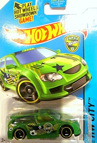 2014 Hot Wheels Hw City Brazil World Cup Soccer - Audacious