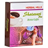 Herbal Hills Shatavari Herbal Coffee - 100 G