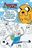 Dude-It-Yourself Adventure Journal (Adventure Time) Kirsten Mayer
