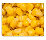 Luxlady Natural Rubber Gaming Mousepads Background of corn macro IMAGE ID 26318545