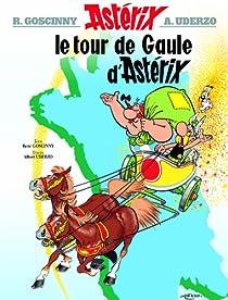 Astérix, tome 5 : Le Tour de Gaule d'Astérix par Goscinny