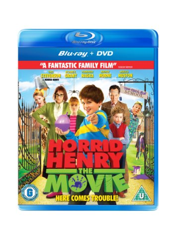 Horrid Henry: The Movie (Blu-ray + DVD) [Blu-ray]