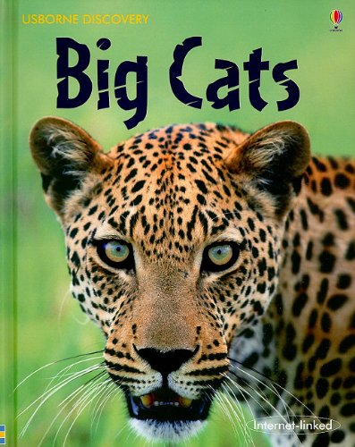 Big Cats: Internet Linked (Discovery Nature), JONATHAN SHEIKH-MILLER