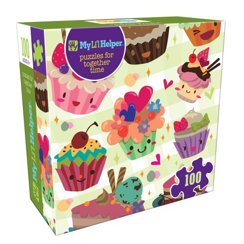 DB & Company Sweet Treats Puzzle (100-Piece)