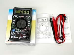 小型高性能マルチ デジタルテスター DT-830B