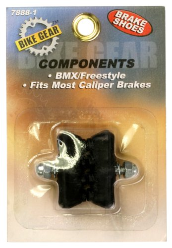 Image of Bike Gear Brake Shoes for BMX/Freestyle Bike (7888-1)