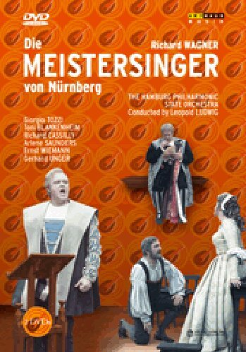 Maestros Cantores Nuremberg (Ludwig)- Wagner - 2 DVD