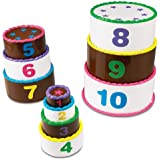 Learning Resources Smart Snacks Stack & Count Layer Cake
