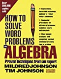 img - for How to Solve Word Problems in Algebra, (Proven Techniques from an Expert) book / textbook / text book