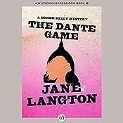 The Dante Game: A Homer Kelly Mystery | Jane Langton