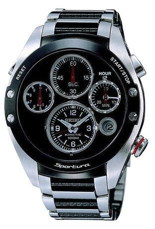 (セイコー) Seiko 腕時計 SPORTURA SLQ021 メンズ [並行輸入品]
