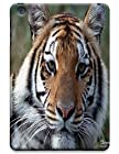 Tiger Case Cover Hard Back Cases Beautiful Nice Cute Animal hot selling cell phone cases for Apple Accessories iPad Mini # 8