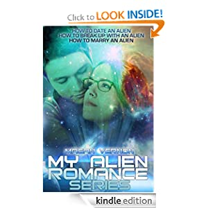 My Alien Romance Series