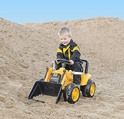 "JCB ""Battery Operated Ride On"" Toy"