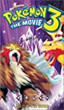 Pokémon 3: The Movie [VHS]
