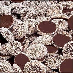 Non Pareils Dark Chocolate (9 oz)