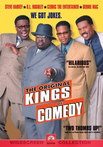 Original Kings of Comedy (Ws Sub) [DVD] [2000] [Region 1] [US Import] [NTSC]