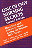 img - for Oncology Nursing Secrets, 2e book / textbook / text book