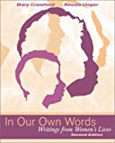 In Our Own Words: Writings from Women's Lives