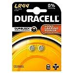 Duracell - Pile Alcaline - LR44 x 2