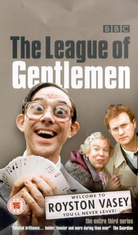 The League Of Gentlemen, Series 3 [2002] [VHS]