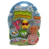 Moshi Monsters Series One Moshlings 5 Figure Pack - Stanley - DJ Quack - Hansel - Blurp + Surprise Figure