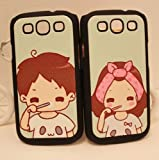 Goshoppinggo Samsung Galaxy S3 I9300 Best Durable Case The Hot Japanese Anime Attack on Titan Levi Rivaille Soldiers Master
