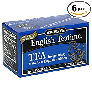 Bigelow English Teatime Tea