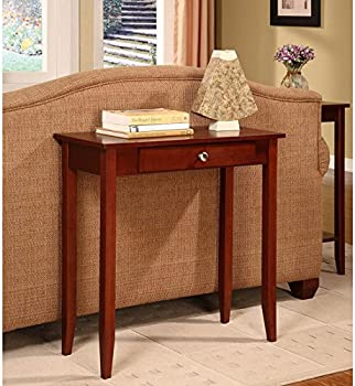 Perfect DHP Rosewood Tall Sofa Table