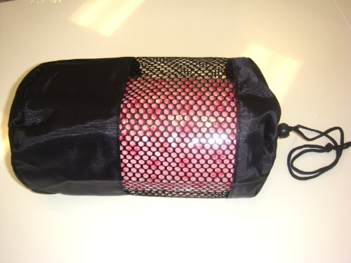 Imagen de Microfibra yoga antideslizante toalla Yoga Mat 24