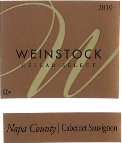 2010 Weinstock Cellar Select Cabernet Sauvignon 750 Ml
