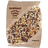 ZaraMama Mix Popcorn Gourmet Popping Corn 400g - 11 Varieties Per Bag