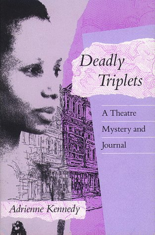 Image for Deadly Triplets: A Theatre Mystery and Journal (Emergent Literatures)