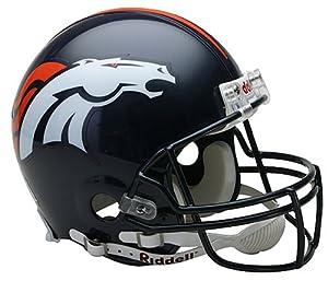 Riddell Denver Broncos Proline Authentic Football Helmet by Riddell