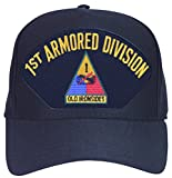 1st Armored Division with Patch Ball Cap