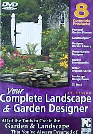 Your Complete Landscape And Garden Designer