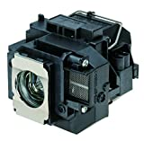 EPSON V13H010L58 ELPLP58 Replacement Projector Lamp for EB-X9 3LCD Projector