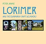 cover of Lorimer and the Edinburgh Craft Designers