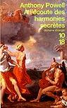 La Danse de la vie humaine, tome 12 : A l'écoute des harmonies secrètes par Powell