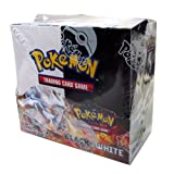 Pokemon Black & White Trading Card Game Booster Display Case