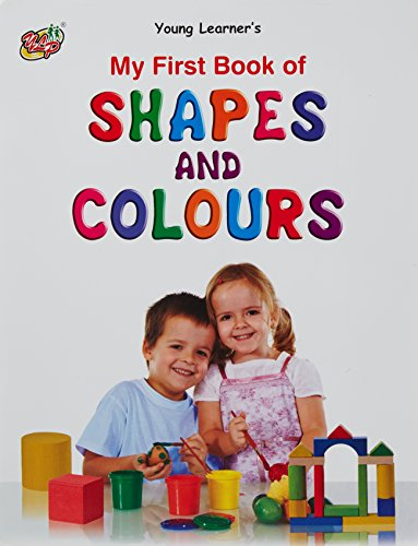 My First Book of Shapes and Colours