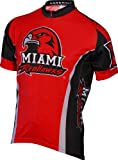 NCAA Men's Miami Ohio Red Hawks Cycling Jersey, X-Large, Red