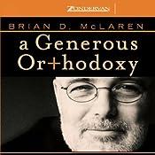 A Generous Orthodoxy | [Brian McLaren]