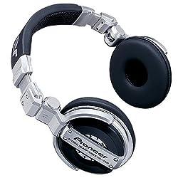 Pioneer DJ用密閉型ダイナミックステレオヘッドホン HDJ-1000